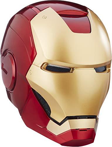 The Avengers Marvel Legends Iron Man elettronico Casco