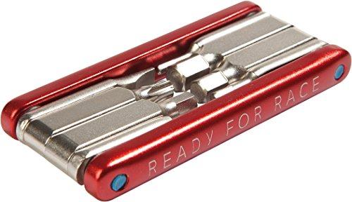 Cube RFR Multi Tool 8 Fahrrad Mini Werkzeug rot
