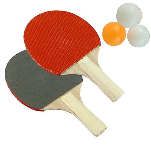 Value 4 Money Tischtennis-Set, Ping Pong-Set, Schläger und Bälle