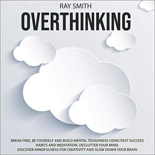 Overthinking audiobook cover art