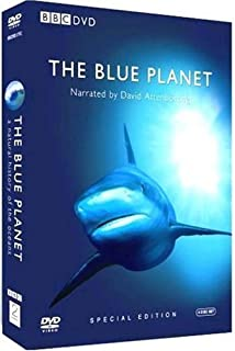 The Blue Planet - Complete BBC Series [DVD] by David Attenborough (B000ASALVK) | Amazon price tracker / tracking, Amazon price history charts, Amazon price watches, Amazon price drop alerts