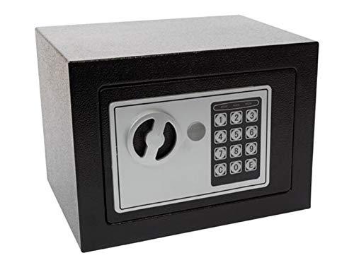 Perel BG90014 - Caja Fuerte eléctrica