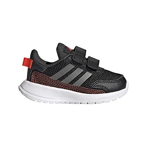 adidas Unisex Children's Tensaur Run I Running Shoes, Multicoloured Negbás Hiemet Carbon, 5.5K