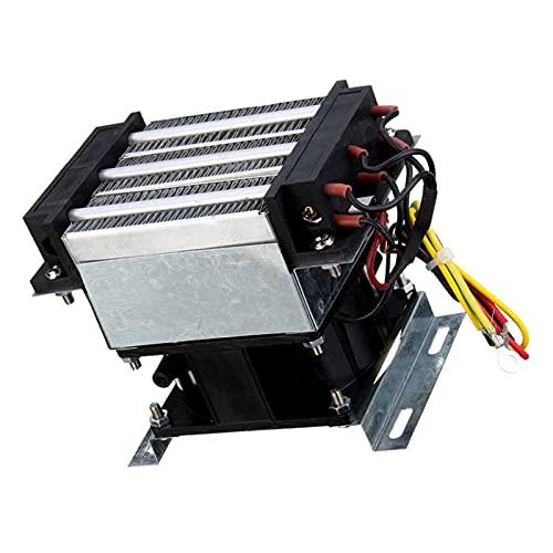 Calentadores eléctricos Temperatura constante PTC industrial PTC Calentador de ventilador 300W 220V Incubador incubador ventilador de...