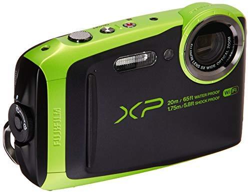 Fujifilm 600019756 FinePix XP120 Shock & Waterproof Camera