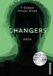 Changers #Rezension + #Gewinnspiel: Changers: Drew vom #Kosmos Verlag – Identität im Test