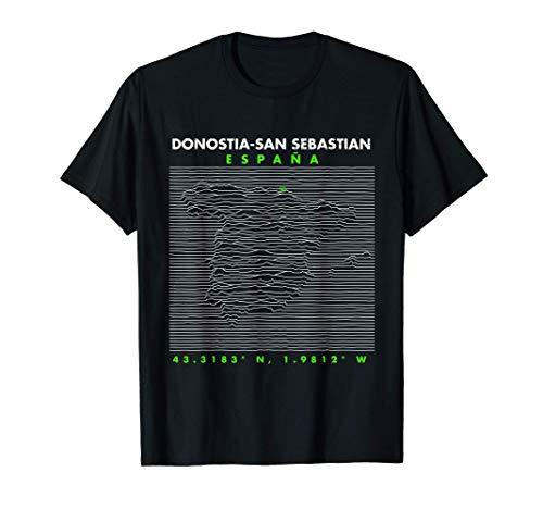 Spain - Donostia-San Sebastian T-Shirt