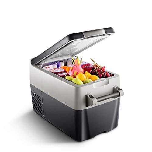 Draagbare koelkast voor in de auto, 30 liter, voor vrachtwagen, party, reizen, picknick buiten, camping