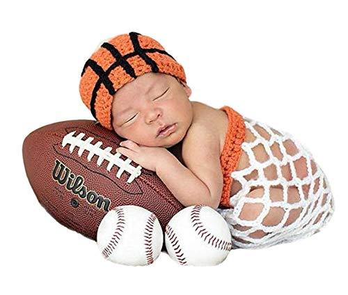 crochet football hat - 1