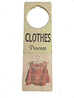Tree by Kerri Lee Doorknob Sign, Princess