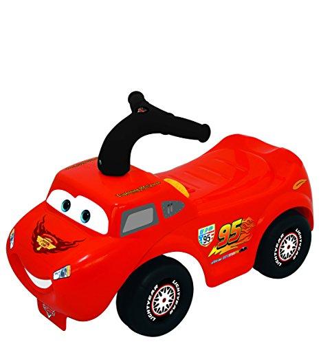 Cars - 0706072 - Porteur - Mcqueen Activity Racer
