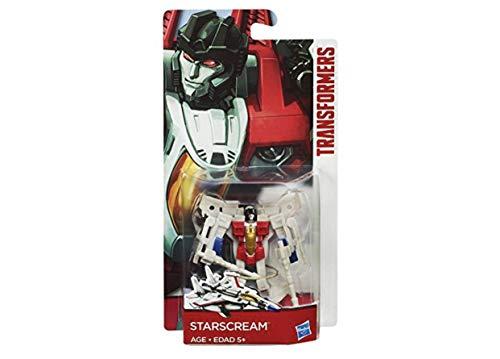 Hasbro Transformers Decepticon Starscream 3' Figurine