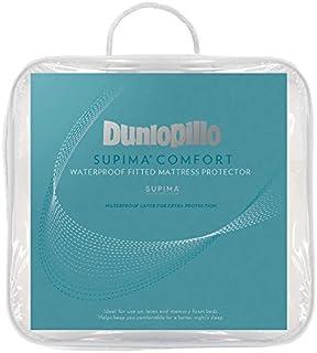 Dunlopillo Supima Comfort Waterproof Mattress Protector (King)