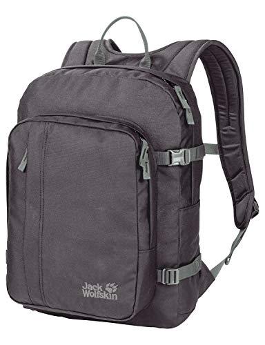 Jack Wolfskin Campus Bookpack Rucksack, Dark Steel, ONE Size