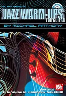 Jazz Warm-ups For Guitar - QWIKGUIDE (Book and CD)