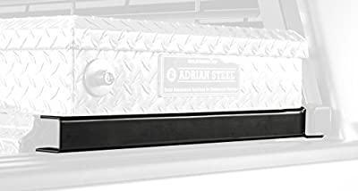 "Backrack | 30317TB | Truck Bed Headache Rack 21"" Toolbox Hardware Kit | Fits '05-'15 Toyota Tacoma"