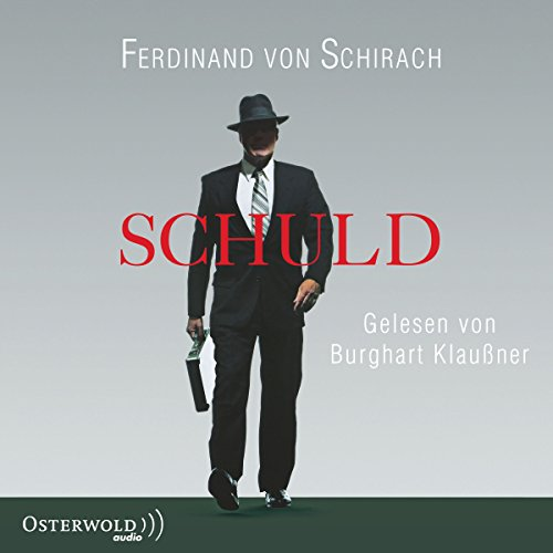 Schuld audiobook cover art
