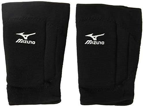 Mizuno T10 Plus Kneepad, One Size, Black