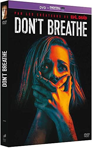 DVD - Don't Breathe (1 DVD)