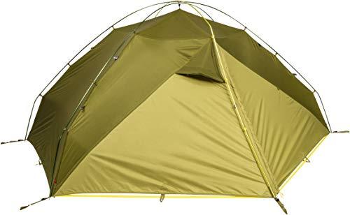 Marmot Unisex-Adult Taranis 2P Leichtes Personen, 2 Mann Trekking, Camping Zelt, absolut wasserdicht, Green Shadow/Moss
