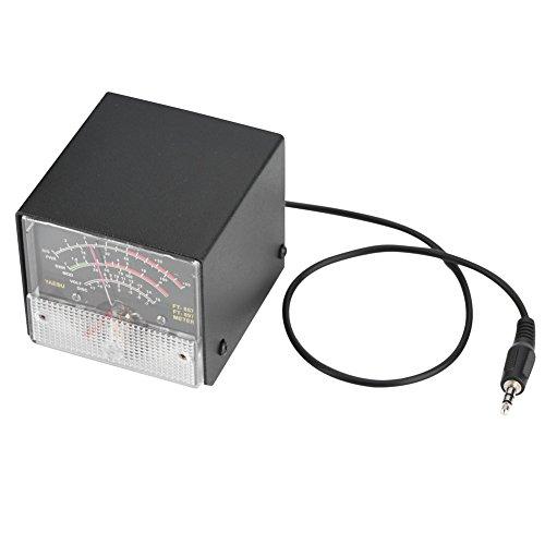 Zerone Medidor Externo S Medidor de Potencia SWR Medidor de