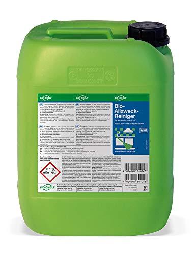 bio-chem Bio Allzweckreiniger Hygienereiniger Multi Clean Kraftreiniger Konzentrat 5 L+Zubehör