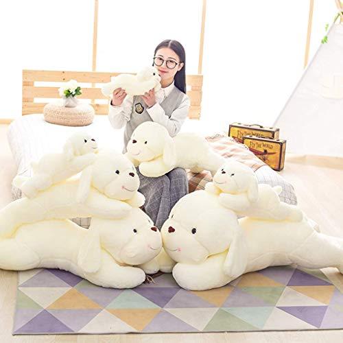 L&WB hond slapen kussen grote pluche speelgoed kinderkamer Rag pop meisje slaapkamer schattig kussen kinderen
