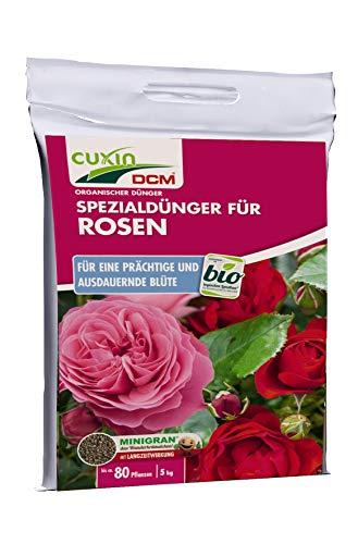 Cuxin Spezialdünger für Rosen 5 kg