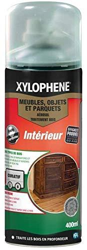Xylophene 3261543146946 343545 Traitement Aérosol Bois Intérieur Meubles/Objets/parquets,...