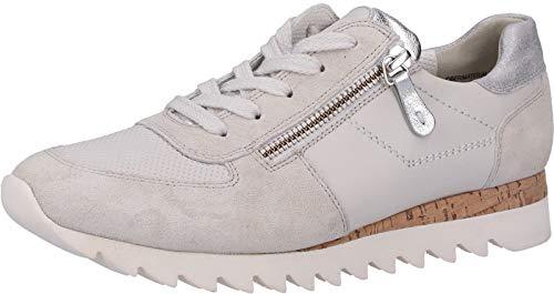 Paul Green 4485 Damen Sneakers Weiß, EU 40