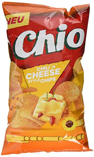 Chio Chips Chili ´n´ Cheese Style, 10er Pack (10 x 175 g)
