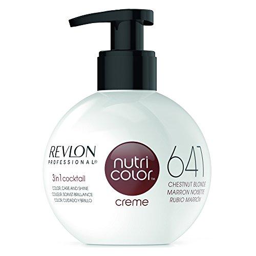 REVLON PROFESSIONAL Nutri Color Creme 641 Kastanie Dunkelblond (270 ml)