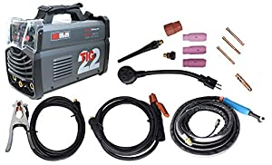 Arc Union Tig 22 220 Amp Dual Voltage DC 2-in-1 Combo stick and tig Welder, 115V & 230V IGBT Welding Machine by Arc Union