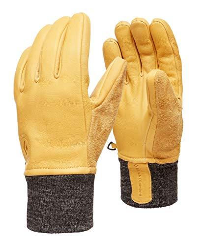 Black Diamond Unisex-Adult Dirt Bag Gloves Handschuh, Natural, M