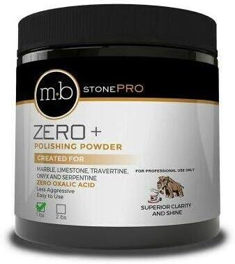 MB Stone Pro ZERO+ Marble 2021 autumn and winter new Polish Blac Polishing White Ranking TOP2 Powder
