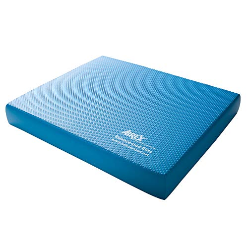 Airex Balance Pad - Exercise Foam Pad Physical Therapy, Workout, Plank, Yoga, Pilates, Stretching, Balancing Stability Mat, Kneeling Cushion,...