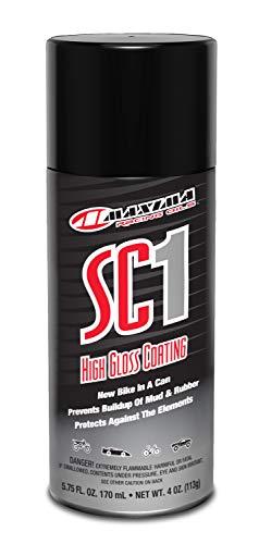 Maxima 78904 SC1 Clear Coat Silicone Spray 4 oz Aerosol Can, Single