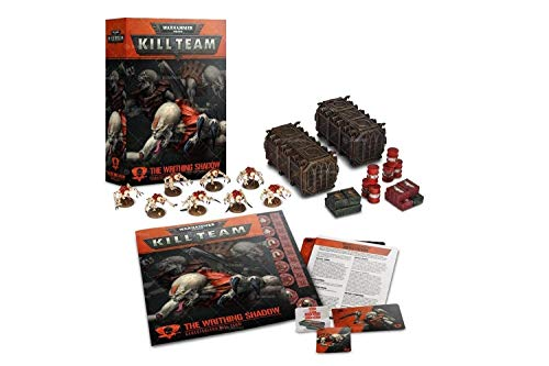 Games Workshop Warhammer 40,000 The Writhing Shadow Tyranids Starter Set Kill Team