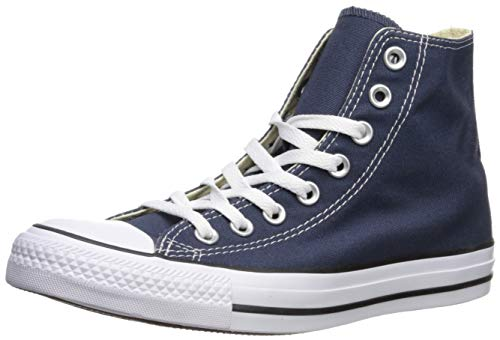 Converse Chuck Taylor All Star, Zapatillas altas Unisex adulto, Azul (Navy), 39