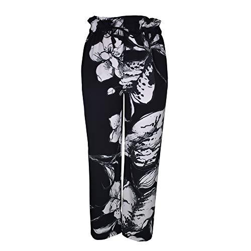 fima Pantalone XL Floreale CONFORMATA Taglia 50