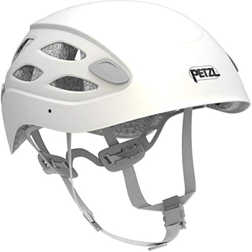PETZL Borea Casco, Mujer, Blanco, Small/Medium