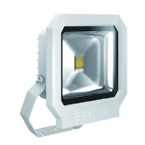 ESYLUX ESYLUX LED-Strahler ADF OFL SUN LED 50W3K ws 3000K m.MontBügel ws OFL SUN Strahler/Scheinwerfer/Flutlicht 4015120810206