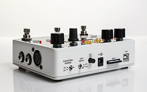 Electro Harmonix 665229efecto de guitarra eléctrica con sintetizador Filtro 22500Dual ster. Looper