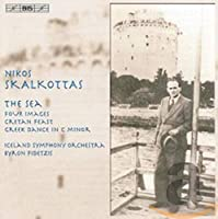 スカルコッタス:バレエ組曲「海」(1948/9) 他 (Skalkottas: The Sea) [Import]