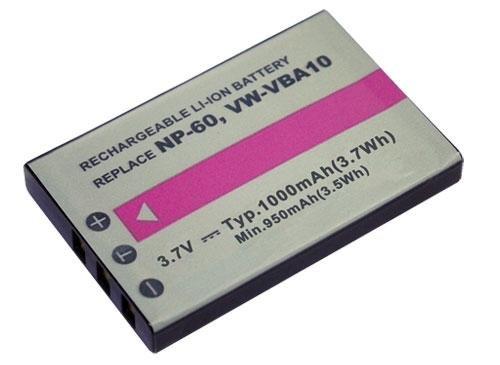 Batería de repuesto para Pentax Optio 330s, 330RS, 430, 430RS Cámara Digital...