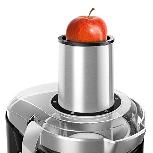 Aluminium Entsafter 1200 W Bosch MES4010 Bild 3*