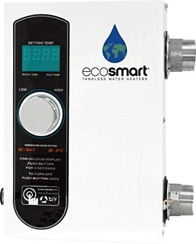 Ecosmart 5 5 Smart Electric Spa Heater product image