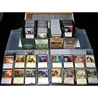 Magic The Gathering 2000+ MTG Card Lot!!! Includes Foils, Rares, Uncommons & Possible mythics Collection Wow!!! by