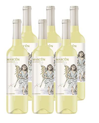 vino blanco Mascún Gerwürztraminer 6 botellas