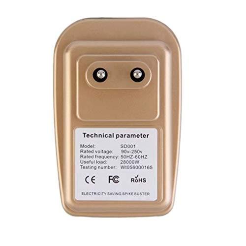 28KW Electricity Saving Box 90V-250V elektrische Energie Strom sparen Power Factor Saver tragbare Smart Home Geräte